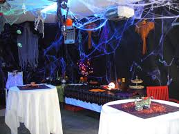 The Neat Retreat: Taking Halloween To The Extreme. Garage Party DecorationsAutumn  ...