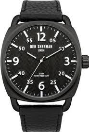 <b>Часы Ben</b> Sherman WB008B - купить <b>мужские</b> наручные <b>часы</b> в ...