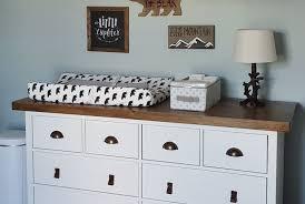 Antique White Diy Distressed Mi Drawers Long Crib Bedroom ...
