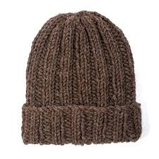 Mens Beanie Knitting Pattern New Exclusive Free Beginner Beanie Hat Knitting Pattern From The Toft