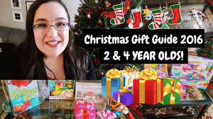 CHRISTMAS GIFT/STOCKING STUFFER IDEAS! 4 Year Old and 2 Girls! 2016 Gift Guide | Valmomster