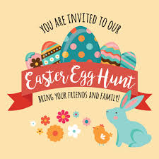 Submit Your 2018 Easter Egg Hunt Listing Here