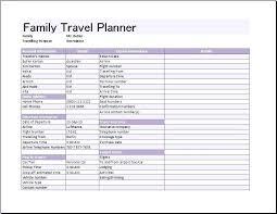 Free Travel Planner Vacation Planning Calendar Template Team Planner Disney Jjbuilding