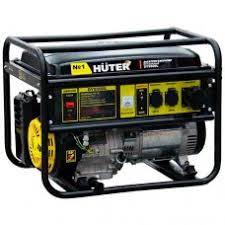 <b>Генератор бензиновый Huter DY9500L</b>