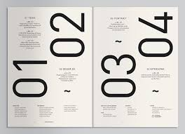 Magazines Layouts Ideas Designing The Perfect Table Of Contents 50 Examples To Show