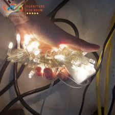 Dây đèn Led trang trí phòng Vuadecor Đèn Led dây vàng giá rẻ dài 5m 40 bóng  tốt giá rẻ