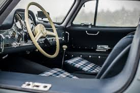 Paul Newman's 1954 Mercedes-Benz 300 SL Gullwing   HiConsumption