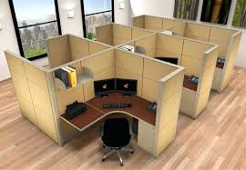 office cube accessories. 5x5 Cubicle Workstations From Ais 6 Pack Cluster Office Accessories India Desk Cool Cube S