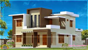 Kerala Flat Roof House Design Square Meter Flat Roof House Kerala Home Design House