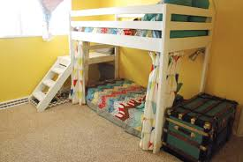 Cool Bunk Bed Diy cool bunk bed plans with stairs bunk bed plans