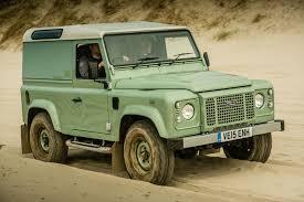land rover defender 2015 special edition. 2015 land rover defender heritage on the road special edition