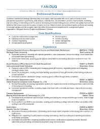 Resume For On Campus Jobs Procurement Specialist Resume TGAM COVER LETTER 49