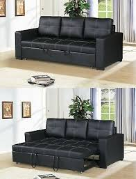 small space convertible sofa bed fuax