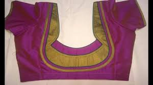 Cloth Patch Work Blouse Designs Patch Work Blouse Designs For Cotton Sarees Rldm