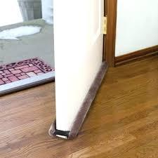 draft stopper door front door draft stopper under guard blocker energy saving wind window twin door draft stopper door