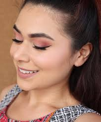heat proof summer glam makeup tutorial