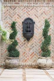 brick wall gardens brick wall decor