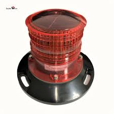 Led Tower Obstruction Lights Doublewise Faa L810 Led Tower Aviation Obstruction Solar