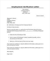 Sample Employment Letter For Visitor Visa Proper Sample Employment
