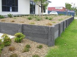 patio retaining wall ideas