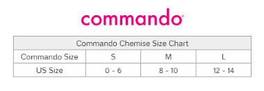 Commando Luxe Satin Faux Wrap Chemise