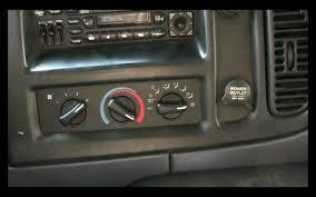 1998 2003 dodge ram van blower switch repair guide