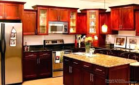 jk3 cabinets kitchen and bath most amazing cherry display red kitchen cabinets with black glaze j k jk3 cabinets cabinets kitchen