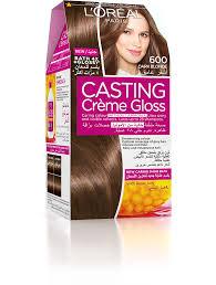 Casting Creme Gloss 600 Light Brown Reviews Loreal Casting Creme Gloss Hair Colour 600 Dark Brown