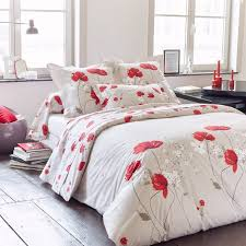large size of luxury bedding set with red popies cybele made in france sets single uk
