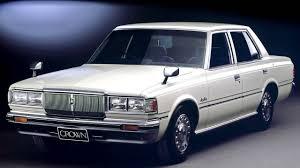 Toyota Crown Super Saloon Sedan S110 '09 1979–09 1983 - YouTube