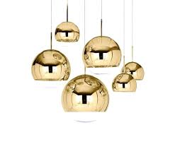 tom dixon lighting ikea mirror ball gold pendant mbbgeuhtml