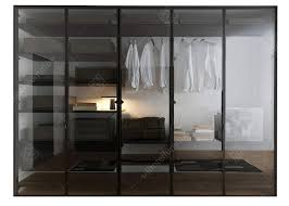 italian style glass door small wardrobe with drawers modern freestanding wardrobe closet