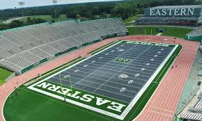 Emu Eagles Football Game Against Western Michigan On Thursday October 29 At 7 30 P M