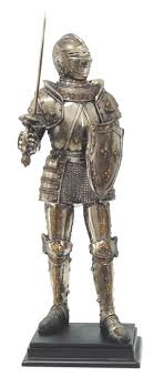 mevil knight cold caste resin