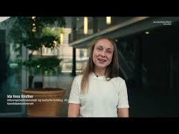 Ida Voss Winther, Informationsvidenskab og kulturformidling, KU ...