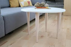 diy coffee table legs