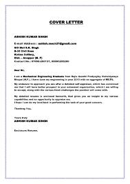 Sample Resume For Fresher Graduate New Sample Cover Letter For Fresh