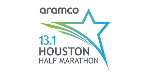 Aramco Houston Half Marathon--------VIDEO viewing by clock time (official  results: chevronhoustonmarathon.com) Results