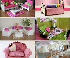 diy barbie furniture. DIY Barbie Furniture And House Ideas \u2013 Creative Crafts | Pinterest Diy Furniture, Y