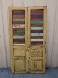 image is loading antique mexican old doors vine primitive rustic 40x75