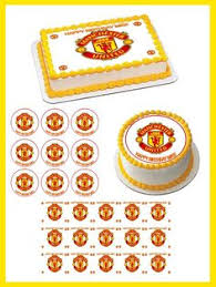 1698a008157f58a7a14da5d8081323b5 edible cake toppers birthday cake toppers manchester united birthday cake ideas free advertising new on kosher birthday cakes manchester