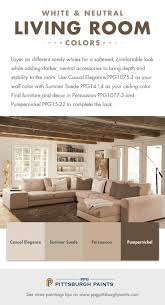 Neutral Color For Living Room How To Choose The Best Living Room Colors Paint Colors Neutral