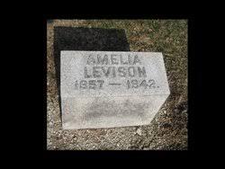 Amelia Epstein Levison (1857-1942) - Find A Grave Memorial