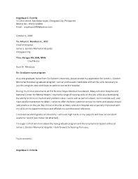 Sample Cover Letter For Registered Nurse Resume Rn Cover Letter