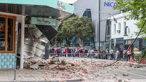 Earthquake in Australia Damages ...