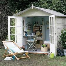 outdoor shed office. Landscaping And Outdoor Building , Garden Shed Home Office : Traditional C