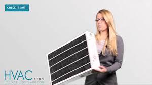 lennox x6672. lennox healthy climate x6672 merv 16 furnace filter overview e