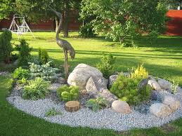 Rock Garden Ideas Garden Ideas Rocks And Front Yard Landscape Part 2