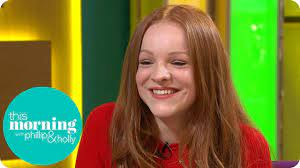 Harley Bird Likes to Do Her Peppa Pig Voice to See if She'll Get Recognised  | This Morning - YouTube