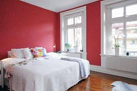 Red And White Bedroom Ideas Classy Design Wonderful Red And White ...